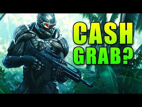 Crysis Remastered Review - Cash Grab or Definitive Edition?