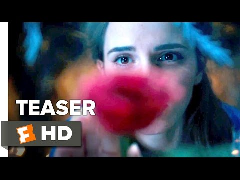 Beauty and the Beast Official Teaser...