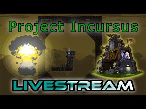 Chilling in The Lobby - Forts RTS - Project Incursus Livestream