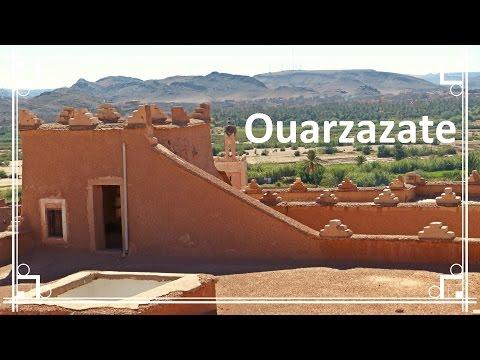 Ouarzazate: Atlas Studios, Kasbah Taourirt y Ait Benhaddou | 20# Marruecos / Maroc / Morocco