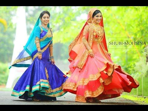 Kerala Muslim Wedding Highlgiht| Shubi-Mohsina |Crystalline Studio
