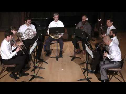 Octet for winds in E-flat, Op. 103 (1792) - Beethoven
