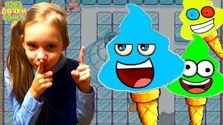 ПРИКЛЮЧЕНИЯ ХОРОШЕЕ МОРОЖЕНОЕ или Плохое Мороженое 1ч? Миссия дня. Развлекательное видео для детей