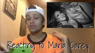 Reacting to Mariah Carey - With You ( Official Music Video Reaction )