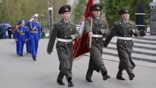 Марш на День Победы(, 2014-05-20T07:27:07.000Z)
