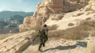 MGS 5 Episode 1 Side mission: SECURED THE ROUGH DIAMONDS HIDDEN IN SPUGMAY KEEP