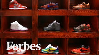 Why A High-Level Nike Executive Resigned Because of Her Sneaker Selling Son | Forbes