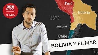 Cómo perdió Bolivia su salida al mar ante Chile (y en qué le afecta realmente)