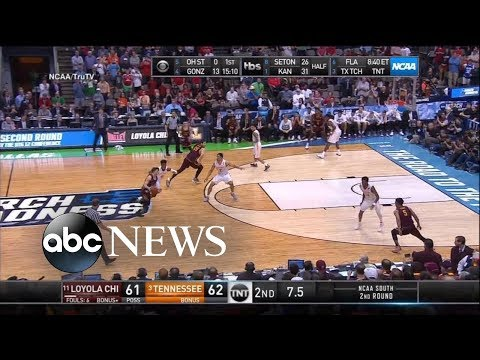 Download Youtube: March Madness dubbed 'maddest March ever'