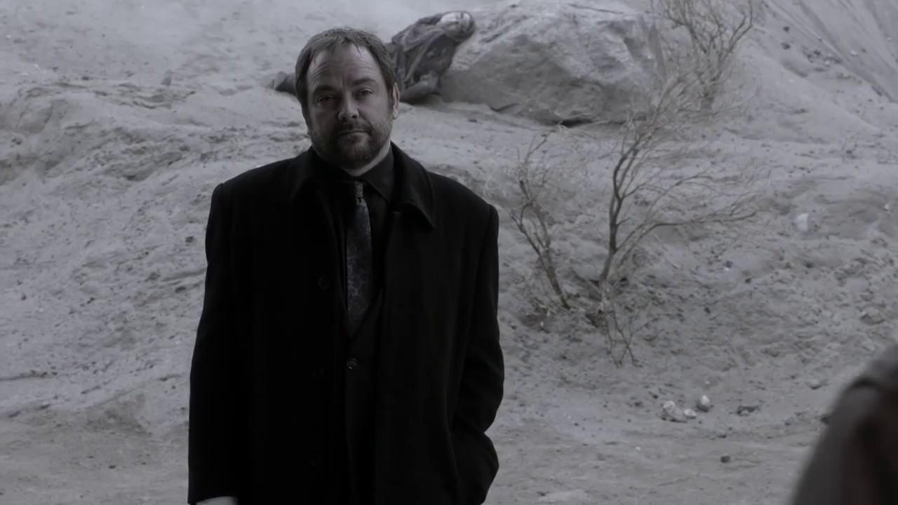 Supernatural Crowley Tot