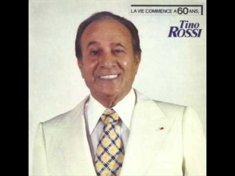 Tino Rossi - La vie commence à 60 ans