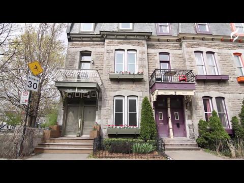 3629 De Bullion, Le Plateau Mont Royal, Montréal - Maison à vendre