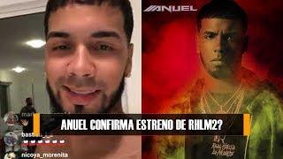 ANUEL CONFIRMA El ESTRENO De REAL HASTA LA MUERTE 2? (Toda La Informacion) | SeveNTrap
