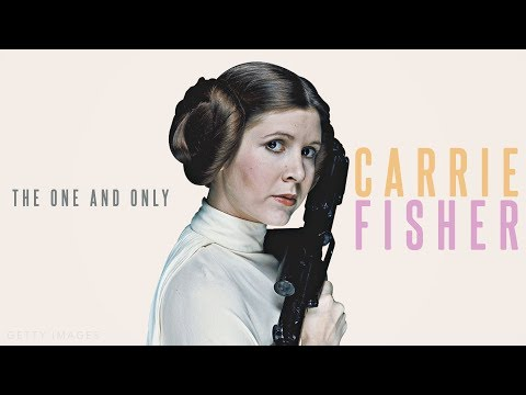 Carrie Fisher's Legacy in Comedy