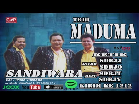 Trio Maduma - Sandiwara (Official Music Video)