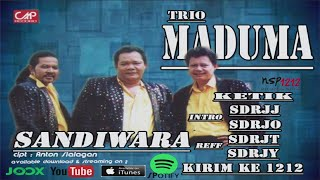 Video Trio Maduma - Sandiwara (Official Music Video) download MP3, 3GP, MP4, WEBM, AVI, FLV Juni 2018