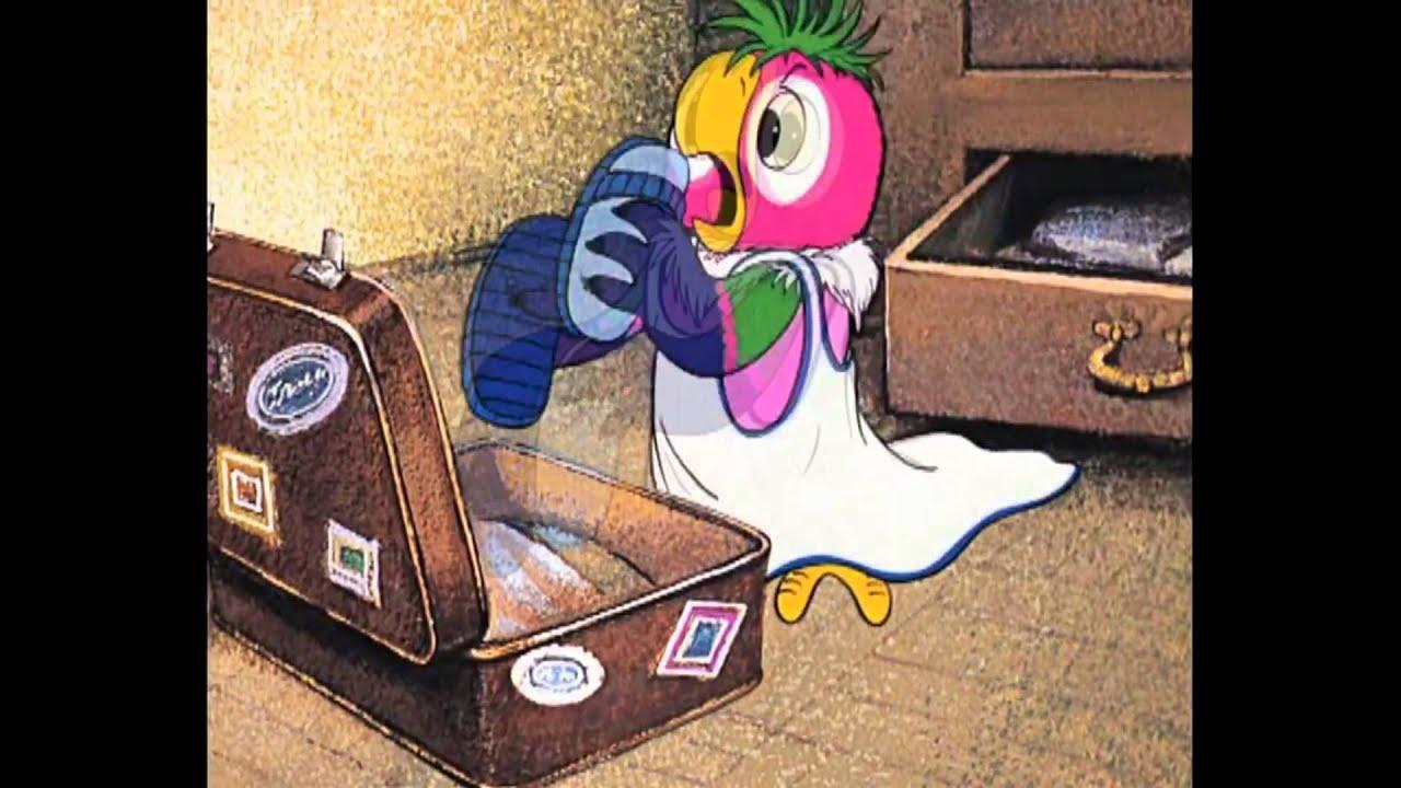 попугай кеша с чемоданом картинки знают практически