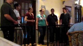 Kiss Me - Sixpence None the Richer a cappella