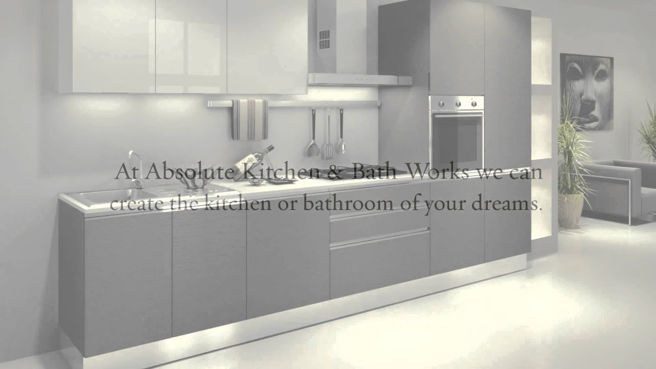 Remodeling In West Palm Beach| Absolute Kitchen U0026 Bath Works