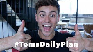 Tom's Daily Plan!!!
