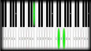 No Hay Paredes (piano)