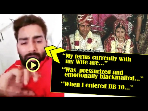 """Manveer Gurjar SPEAKS all about MARRIAGE & WIFE from the Hospital Bed! """"I was emotionall"""