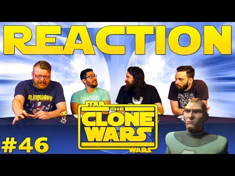 "Star Wars: The Clone Wars #46 REACTION!! ""Corruption"""