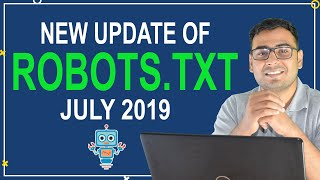 Google closes Robots.txt support for Indexing | Latest Update JULY 2019 | (in Hindi)