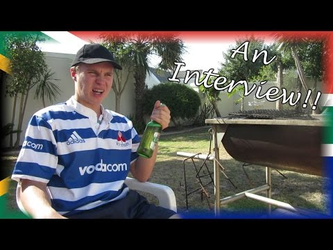 Interview With An Afrikaner
