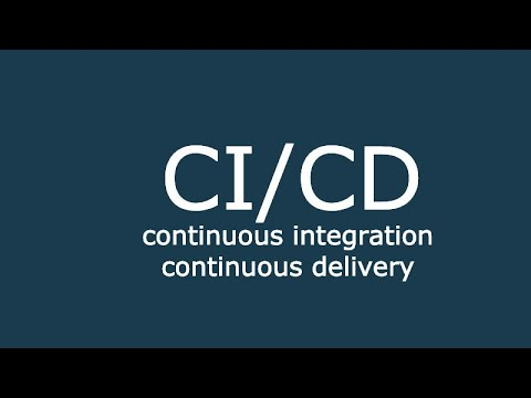 Continuous Integration / Continuous Delivery (CI/CD) что это