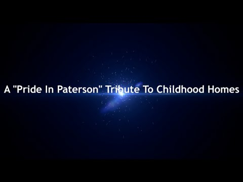 Pride In Paterson: Episode 21 A TributeTo Childhood Homes