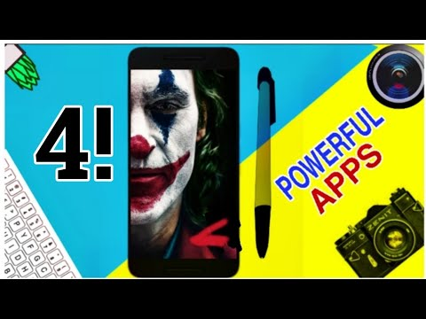 4 SUPER Powerful ANDROID Apps Latest | Best Apps 2020