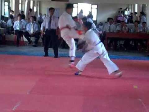 karate Đắk Nông(Đắk Song Đai Đỏ- Đắk Mil Đai xanh)