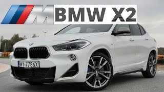 BMW X2 M35i - bezpieczna brzytwa