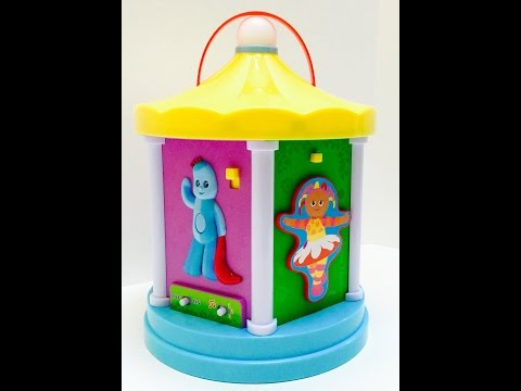 In The Night Garden Explore and Learn Musical Carousel Toy