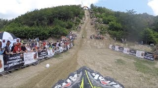 Red Bull Romaniacs 2018 Bronze Calss Finish - Husqvrana TE 300