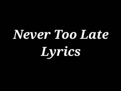 Anberlin - Day Late Lyrics | MetroLyrics