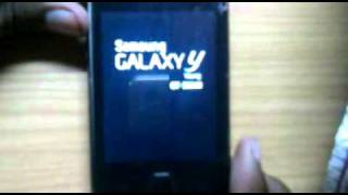 Rooting Samsung Galaxy Y S5360