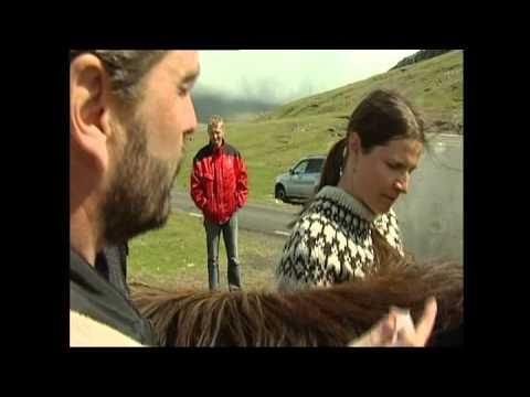 Søren Ryge - Den Færøeske hest (The Faroese Pony)