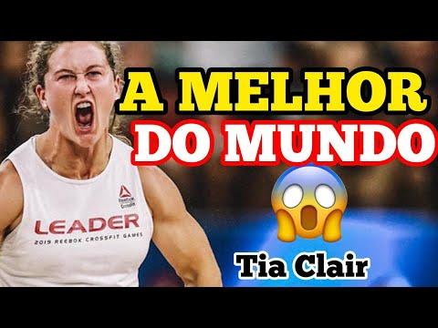TIA CLAIR TOOMEY: TODOS OS SEGREDOS DA MELHOR ATLETA DO CROSSFIT GAMES