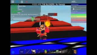(mini video) Roblox: a mini obby for training
