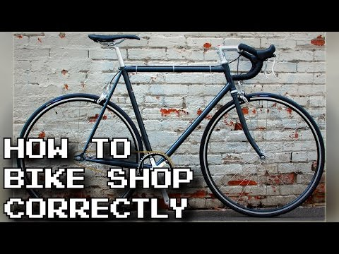 Beginner's Guide to Online Fixed Gear Shopping