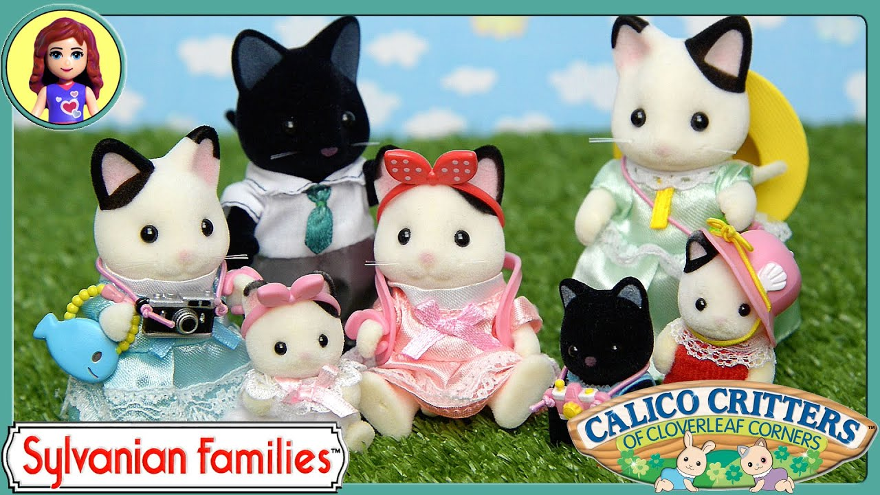 how to clean calico critters