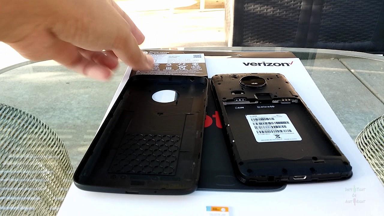 T-Mobile APN settings for Motorola Moto E4 - APN Settings USA