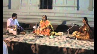 Shobha Ramesh Live at SIES Hanuman Temple - Hamsavinodini Part 2 (Krithi)