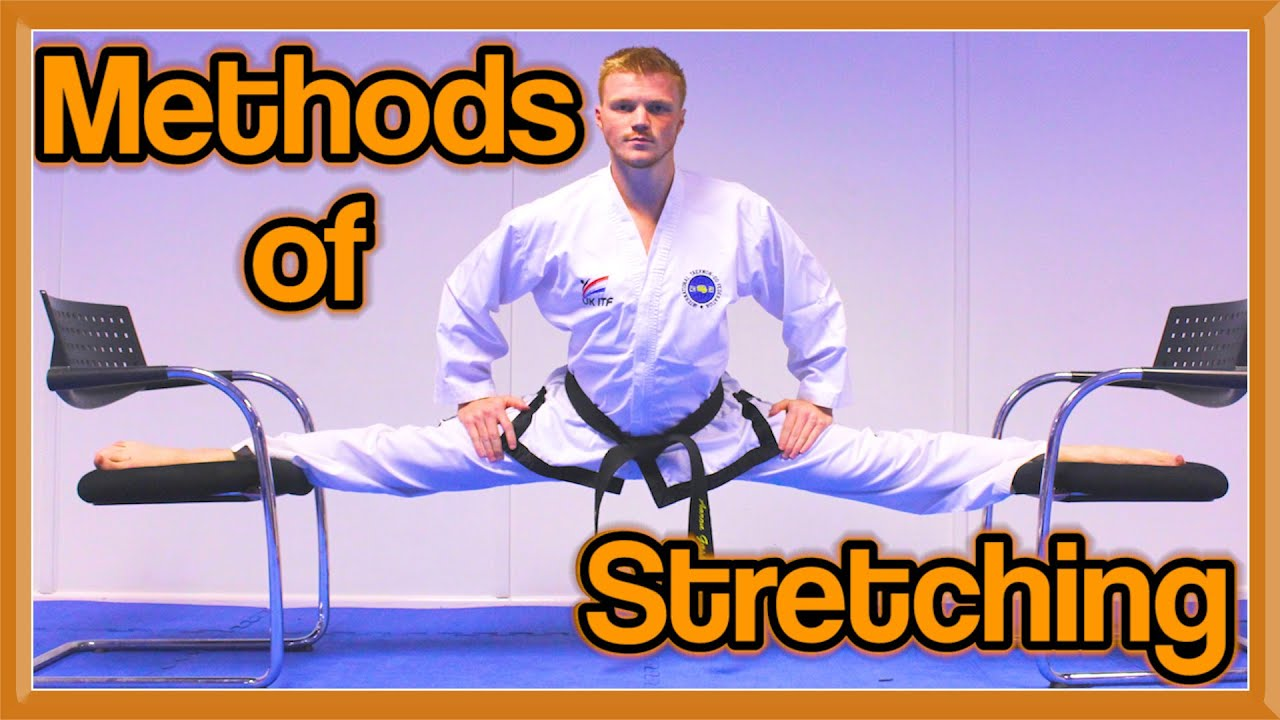 Karate Stretches - Year of Clean Water