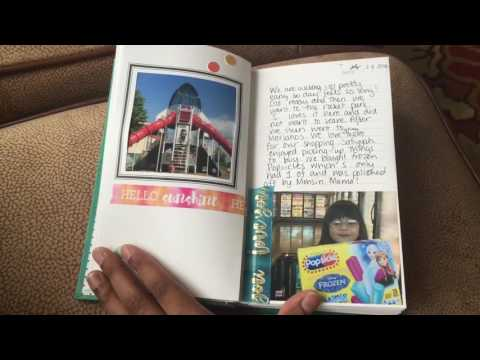Heidi Swapp Memory journal