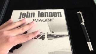 John Lennon Montblanc Pen