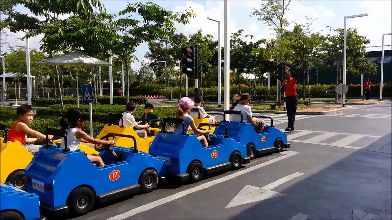 Legoland Malaysia May 2014 - YouTube
