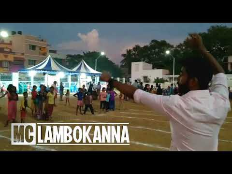 Chennai Emcee Lambo Kanna Advance Pongal Wishes To All For Booking Contact-8220746581